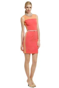 afa1c840fc64 Elie Tahari Summer Sorbet Delight Dress