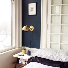 Look for small walls or nooks - and add little pieces of art to make them feel special!