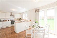 Special Offer on The Roseberry, a 4 bedroom detached house for sale in Persimmon Homes, New Homes For Sale, New Builds, Detached House, Bedroom, Building, Modern, Table, Furniture