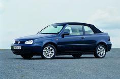 Geneva Motor Show to Mark the Return of the Volkswagen Golf Cabriolet
