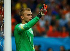 Jasper Cilessen  (goalkeeper)
