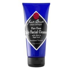 Jack Black Pure Clean Daily Facial Cleanser ($19) ❤ liked on Polyvore featuring beauty products, skincare, face care, face cleansers, men, face toner, jack black, jack black face wash, jack black facial cleanser and antibacterial face wash