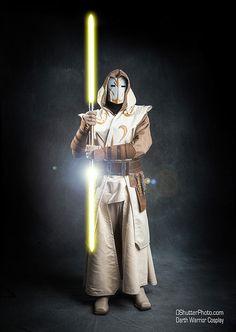 Jedi Guard Temple ( Star Wars) - Arbre Mécanique