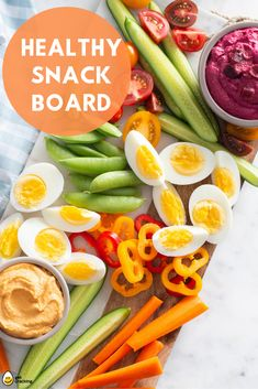 Adding eggs to your snack board is a summer entertaining essential! Breakfast Recipes, Snack Recipes, Cooking Recipes, Top Recipes, Types Of Snacks, Healthy Snacks, Healthy Recipes, Potluck Dishes, Food Staples
