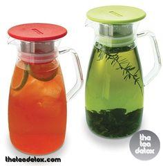 Citrus and Green Tea!!