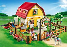 Country | les animaux PLAYMOBIL® France