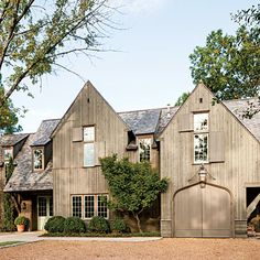 The Exterior: Front View - A New Look with a Neutral Color Scheme - Southern Living