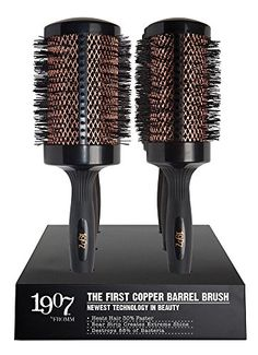 1907 Copper 2x3 Display Thermal Brush 36 Pound * undefined #StylingToolsandAppliances