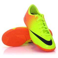 Chuteira adidas Xtango 17.3 In Adulto Amarelo E Preto Futsal