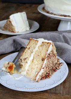Gluten Free Hummingbird Cake | Gluten Free on a Shoestring