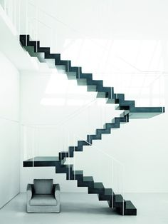 Wooden .staircase