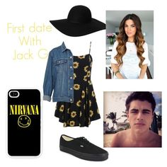 """First date with jack g"" by cerisdavis ❤ liked on Polyvore"
