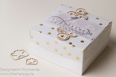 Wycinanka design projects April 2015-gift card box for a photo shooting