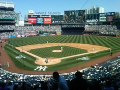 New York Yankees! Can't wait to be here again!!!