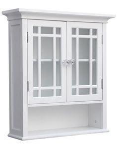 """Neal"" Two Door Wall Cabinet"