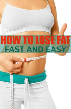 HOW TO LOSE FAT FAST AND EASY | Lifestyle Thy
