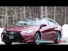 2015 Toyota Camry Hype Video - YouTube