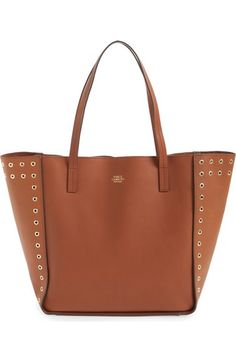 Vince Camuto 'Punky' Leather Tote available at #Nordstrom