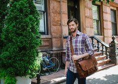 The Union Street Leather - ONA Bags Handgefertigt aus echtem Leder. Eine Kameratasche die Design und Funktionalität optimal miteinander kombiniert. Kameratasche | Fototasche | shootbags.com