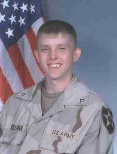 Honoring Army Sgt. John M. Sullivan who selflessly sacrificed his life on 12/30/2006 in Iraq for our great Country. Please help me honor him so that he is not forgotten,