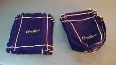 Quilting In The BunkHouse: Crown Royal-down the home stretch...