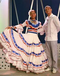 Trajes Tipicos - Todo de República Dominicana