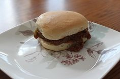 A super simple real food sloppy joe recipe from The Flip Flop Barnyard.