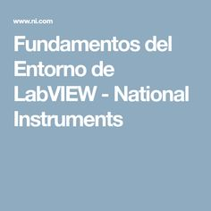 19 Best LabVIEW images in 2014 | Author, Bestseller books, Books
