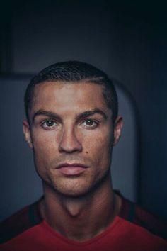 Ronaldo new hairstyle