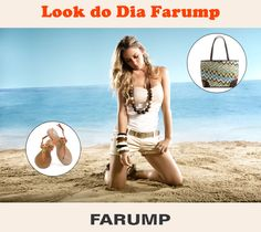Inspire-se no look do dia da Farump!