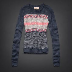 Bettys Little Dume Shine Sweater | Bettys Sweaters | HollisterCo.com