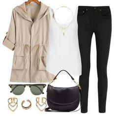 Park Estilo Fashion, College Outfits, Winter Fashion, Polyvore, Winter Style, Image, Park, Winter Fashion Looks, Parks