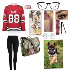 """""""#mylifegoal"""" by hannahsdisney on Polyvore featuring Reebok, Beats by Dr. Dre, Casetify, Marvel, Joseph Marc, Kylie Cosmetics and Belk Silverworks"""