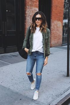 25 ideas de looks casuales con pantalón