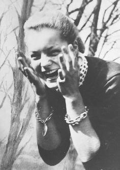 Romy in den Fünfzigern
