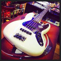 Fender Jazz Bass American Standard bye bye! #jazzbass #fender #bassline #fenderbass #bassguitar