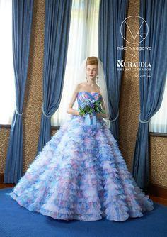 蜷川実花ディレクションのウェディングドレス第2弾がお披露目。ブライズルームも大阪にオープン 23枚目
