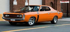 Scott Kelly has built the hardtop muscle car that Valiant never did - but should have Australian Muscle Cars, Aussie Muscle Cars, Chrysler Valiant, Scott Kelly, Moto Car, Van Car, Chrysler Cars, Classy Cars, Melting Pot