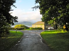 Ross Priory (Loch Lomond) -- our cottage!