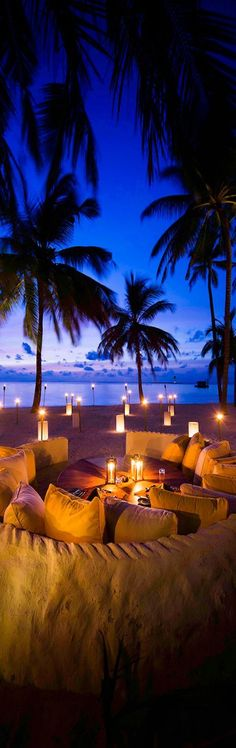 Sunset in the Maldives - #Art Landscape, Surfside & The MIX Galleries @ http://www.artofncook.com/ #Print4Sale