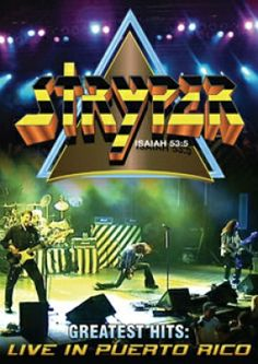 Stryper Greatest Hits DVD Puerto Rico