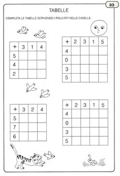 Addition and Subtraction Worksheet Activities Math Addition Worksheets, Kindergarten Math Worksheets, Preschool Math, Addition And Subtraction, Math Activities, Have Fun Teaching, Teaching Math, Teaching Geography, Math School