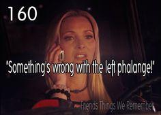 Phoebe tries to stop Rachel's plane