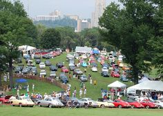 Porsche, BMW, Volkswagon, Mercedes, give yourself plenty of time to look around the #PVGP