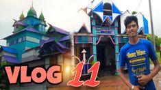 A mind-blowing Wooden House | মন ভোলানো কাঠের বাড়ী | VLOG 11 | Safwat RakiB