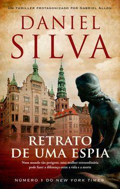 Retrato de uma Espia , Daniel Silva. Compre livros na Fnac.pt
