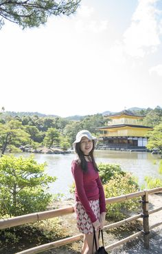 Had to fight off a hoard of fellow tourists to get this photo. Kinkaku-ji is always going to be packed! Kyoto, Lifestyle Blog, Temple, City, Beautiful, Temples, Cities