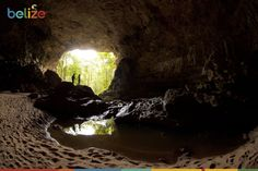#DiscoverHowToBe and visit Rio Frio Caves when visiting #Belize
