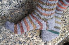 Ravelry: Anybody's Socks pattern by Moira Engel