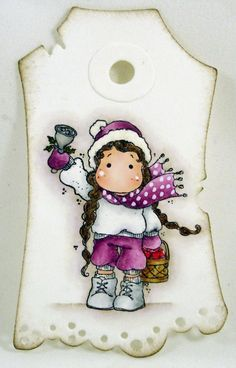 PJSDesigns: Sweet Christmas Dreams Tags